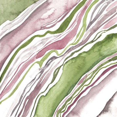 Up Close Agate II Poster by Melissa Wang for $46.25 CAD