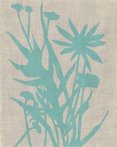 Dusk Botanical II Poster by Chariklia Zarris for $52.50 CAD