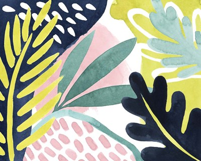 Tropical Salve III Poster by Grace Popp for $53.75 CAD