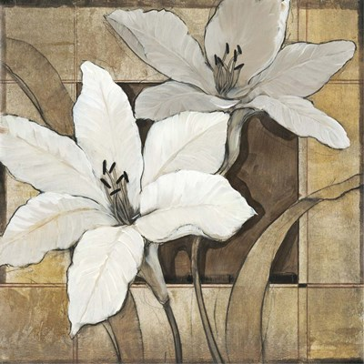 Non-Embellished Lilies II Poster by Timothy O'Toole for $76.25 CAD