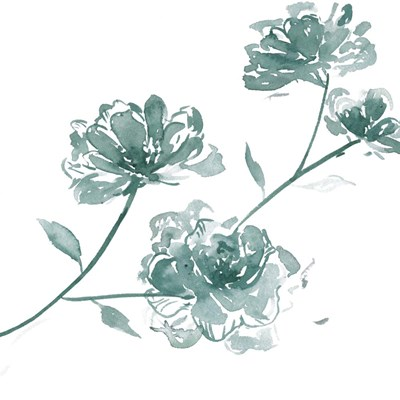 Traces of Flowers IV Poster by Melissa Wang for $46.25 CAD