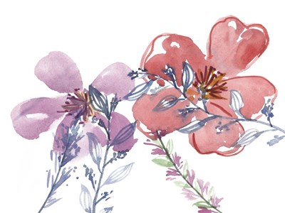 Spring Glory II Poster by Melissa Wang for $38.75 CAD