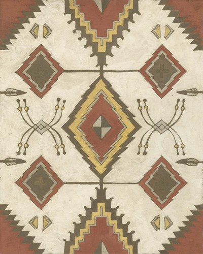 Non-Embellished Native Design I Poster by Megan Meagher for $87.50 CAD