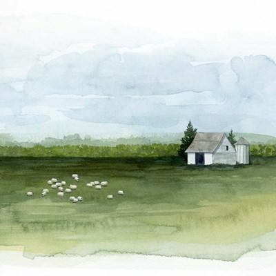 Delilah's Farm II Poster by Grace Popp for $53.75 CAD