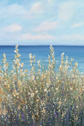 Flowers at the Coast I Poster by Timothy O'Toole for $77.50 CAD