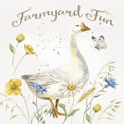 Nostalgic Farm VI Poster by Jane Maday for $32.50 CAD