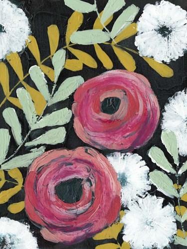 Flor de Color II Poster by Grace Popp for $38.75 CAD