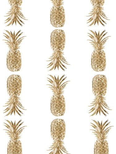 Pineapple Life VI Poster by Studio W for $38.75 CAD