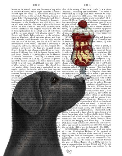 Black Labrador Ice Cream Poster by Fab Funky for $38.75 CAD