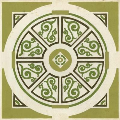 Garden Motif VIII Poster by June Erica Vess for $46.25 CAD