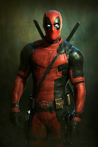 Deadpool Poster by Unknown for $12.50 CAD