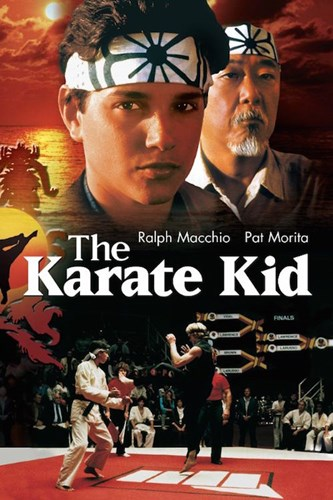Karate Kid Poster by Unknown for $15.00 CAD