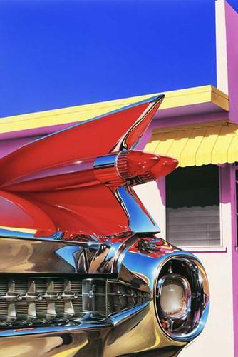 '59 Cadillac El Dorado Poster by Graham Reynolds for $42.50 CAD