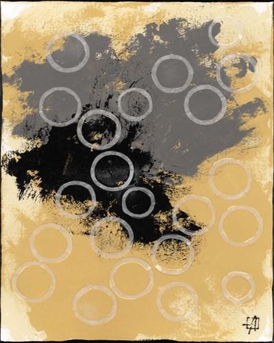 Disco Lemon Juice II Poster by Natalie Avondet for $53.75 CAD