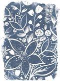 Garden Batik II