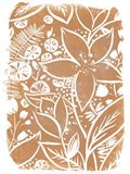 Garden Batik V