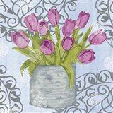 Garden Gate Flowers II