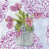 Garden Gate Flowers III