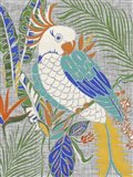 Tropical Cockatoo