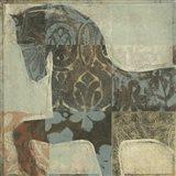 Patterned Horse I