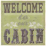 Cabin Life I