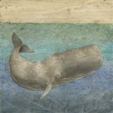 Diving Whale II