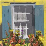 Window Floral I