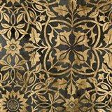 Golden Damask I