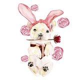 Valentine Puppy I