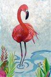 Vivid Flamingo II