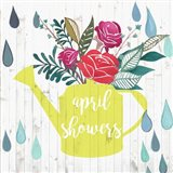 April Showers & May Flowers I