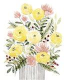 Blush Bouquet I