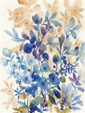 Blueberry Floral I
