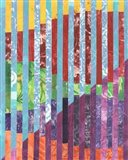 Quilted Monoprints III