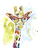 Smarty-Pants Giraffe