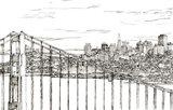 Skyline Sketch II
