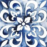 Cobalt Tile II