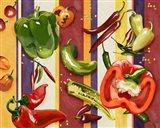 Sarape Peppers II