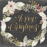 Gilded Christmas I