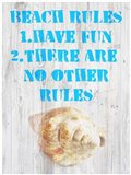 Beach Rules III