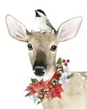 Deer Christmas II