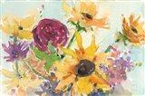Bright Wild Flowers II