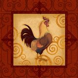 Decorative Rooster I