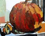 Pumpkin Still Life I