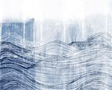 Indigo Waves II