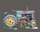 Vintage Tractor VIII