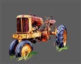 Vintage Tractor IX