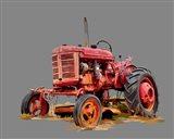 Vintage Tractor XIII