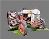 Vintage Tractor XIV