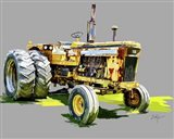 Vintage Tractor XV